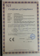 Eon lamp to obtain CE certification